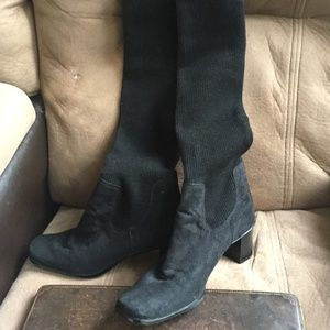 Mister Shoes Isabella Sweater Boot  Vintage NEW